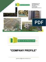 Greenhouse Profile