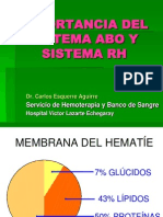 Importancia Del Sistema Abo y Rh Upao 2 (2)