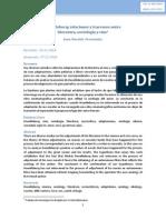 Houellebecq Relaciones y Trasvases Entre Literatura, Sociología y Cine