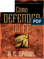 Como Defender Su Fe - R.C Sproul (1)