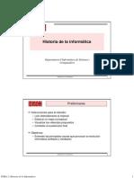1 Historia de La Informatica