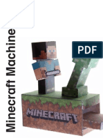 Minecraft Machine