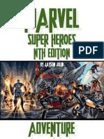 Marvel Nth Adventure Book
