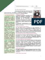 Dgcs Reforma de Telecomunicaciones en Mxico 100613