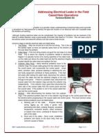 Quality Wireline - Field Leakage Test