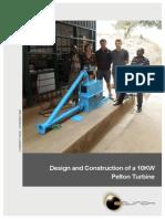 2013 Turbine Manufacture Pelton Turbine