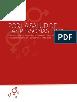 Por La Saud De Las Personas Trans Transgénero Derechos