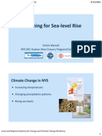 Planning for Sea-level Rise