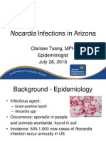 Nocardia Infections