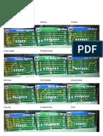 Dallas Cowboys Playbook(Ataque)