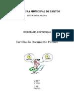 Cartilha Do Orcamento Publico - Reviso 2011