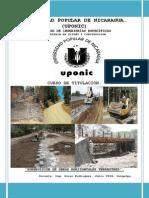 Supervision de Obras Horizontales Juigalpa