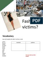 Fashion Victims Unit 1