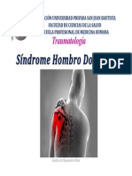 Sindrome de Hombro y Cadera Dolorosa 2014