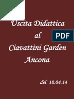 Uscita al Ciavattini Garden della Scuola d'Infanzia Rosa Venerini