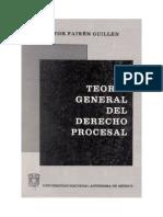 Teoria General Del Proceso VICTOR FAIREN GUILLEN