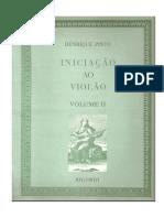 Henrique Pinto. Iniciação Ao Violão Vol. II