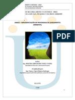 Modulo-implementacion Saneamiento Ambiental Actualizado