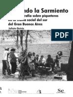 Cruzando La Sarmiento- Julieta Quiros