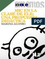 Alonso Comic