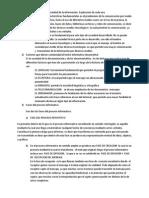 Características de La Sociedad de La Información