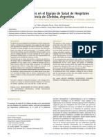 RIESGOS PSICOSOCIALES EN EL EQUIPO DE SALUD DE HOSPITALES PÚBLICOS DE LA PROVINCIA DE CÓRDOBA, ARGENTINA .pdf