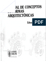White Manual de Conceptos de Formas Arquitectónicas