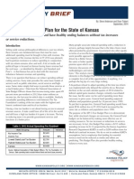 Five-Year Budget Plan for the State of Kansas
