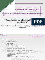 Cursodegenomica Ultrasecuenciacion 121205024808 Phpapp02