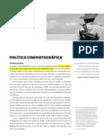 Politica Cinematografica