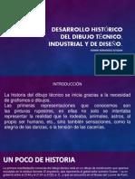 Desarrollo Histórico Del Dibujo Técnico, Industrial y