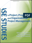 Lectura 01 Project Quality Program