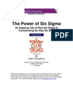 Chowdhury - The Power of Six Sigma 4AH