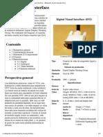 Digital Visual Interface - Wikipedia, La Enciclopedia Libre