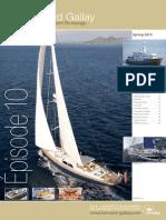 Bernard Gallay Yacht Brokerage Newsletter Episode10