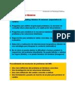 (PCH) Estrategico Procedimientosy Técnicas
