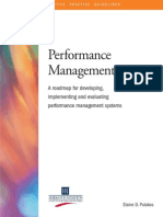 SHRM Performanance Mgt Pulakos