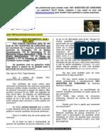 7-7) 1001 Questões de Concurso - Fcc - Raciocinio Logico