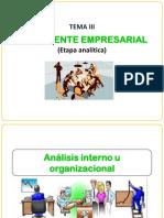 5.2Analisis Interno