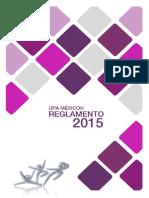 Reglamento UPA México® 2015