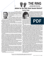 Who is the best 26th State Senate District candidate?