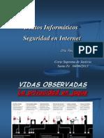 DELITOS INFORMATICOS 2013