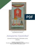 Annapurna Upanishad (Traduzido Para Inglês) (Traduzido Para Português)