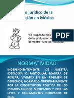 Marco Juridico de La Educacion en México