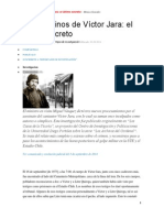 Los Asesinos de Víctor Jara