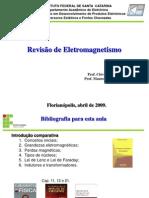 Apresentacao IFSC Revisão Eletromag