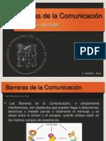 Barreras de La Comunicacion (1)