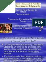 Servicios Programa Orientacion