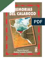 M. Rosencof y E. Fernández - Memorias Del Calabozo