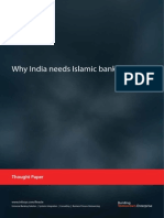 Why India Needs Islamic Banking Infosys Paper 2012